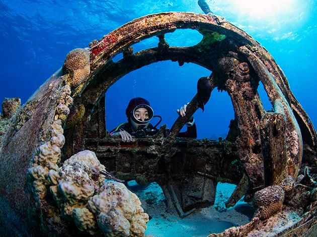 【馬里亞納塞班島】Saipan自由潛水40米能見度拍美照|自由行6日(不含機票) 4