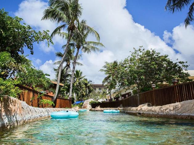【馬里亞納塞班島】Saipant超好玩!PIC渡假村,全包式服務,度假首選|自由行5日(非潛水行程) 6