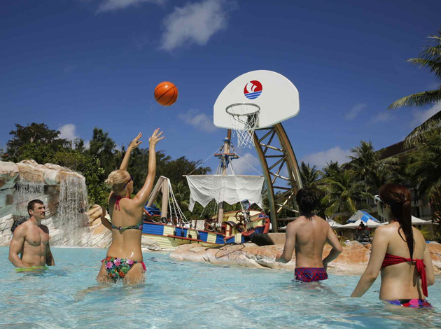 【馬里亞納塞班島】Saipant超好玩!PIC渡假村,全包式服務,度假首選|自由行5日(非潛水行程) 5
