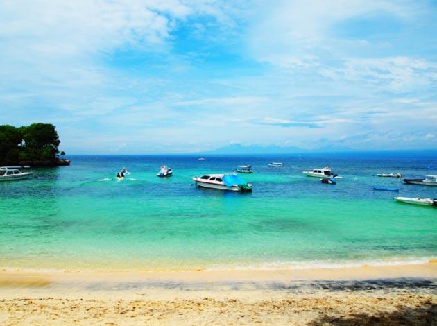 印尼-藍夢島 5